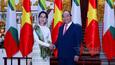 Thủ tướng đón, hội đàm với Cố vấn Nhà nước Myanmar