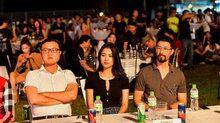 Johnny Trí Nguyễn cùng bạn gái dự Đại hội Mô tô 2018