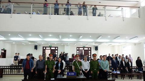 đại án Oceanbank,Hà Văn Thắm,Nguyễn Xuân Sơn,Hứa Thị Phấn,Phạm Công Danh,Tham ô tài sản