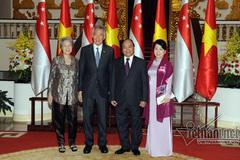 Thủ tướng thăm chính thức Singapore