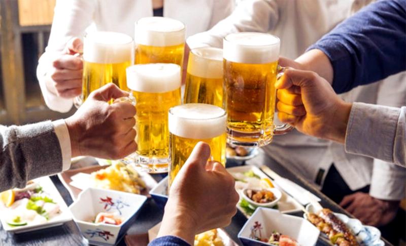 Rượu, bia đội giá vì phải đóng phí 'quỹ sức khỏe'