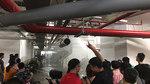 Diễn tập phòng cháy chữa cháy ở The EverRich Infinity