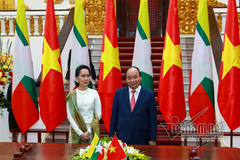 Việt Nam ủng hộ Myanmar trong tiến trình hòa hợp, hòa giải dân tộc