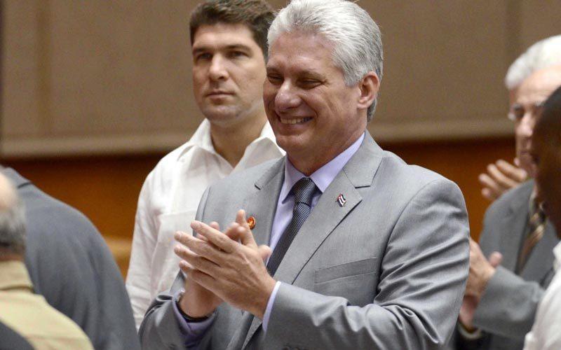 Cuba chính thức có Chủ tịch mới