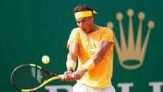 Nadal lập kỷ lục vào tứ kế ở Monte Carlo