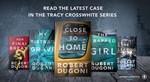 Sách trinh thám Tracy Crosswhite sắp có mặt tại Việt Nam
