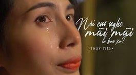Thủy Tiên khóc khi quay MV mới