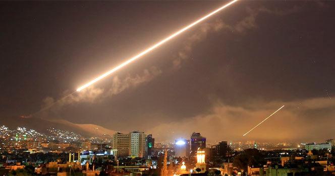 Syria,nã tên lửa,tên lửa đánh chặn