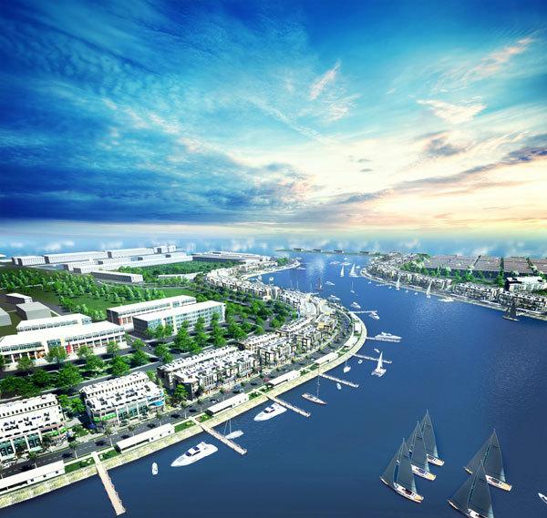 Dự án Tuần Châu Marina ra mắt thị trường Hà Nội