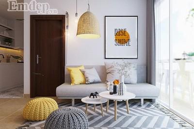 Ấn tượng với căn hộ phong cách homestay độc đáo ở Quảng Ninh