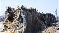 Vụ nổ tàu kinh hoàng ở Triều Tiên, hàng nghìn người thương vong