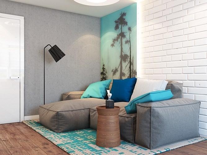 Nhà đẹp,trang trí nhà,phòng khách