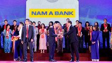 Nam A Bank 4 năm liền giữ vững 'Thương hiệu mạnh VN'