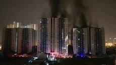 Vụ cháy chung cư Carina: Khởi tố, bắt tạm giam GĐ công ty Hùng Thanh