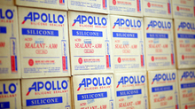 Apollo cảnh báo keo silicone giả, nhái, kém chất lượng