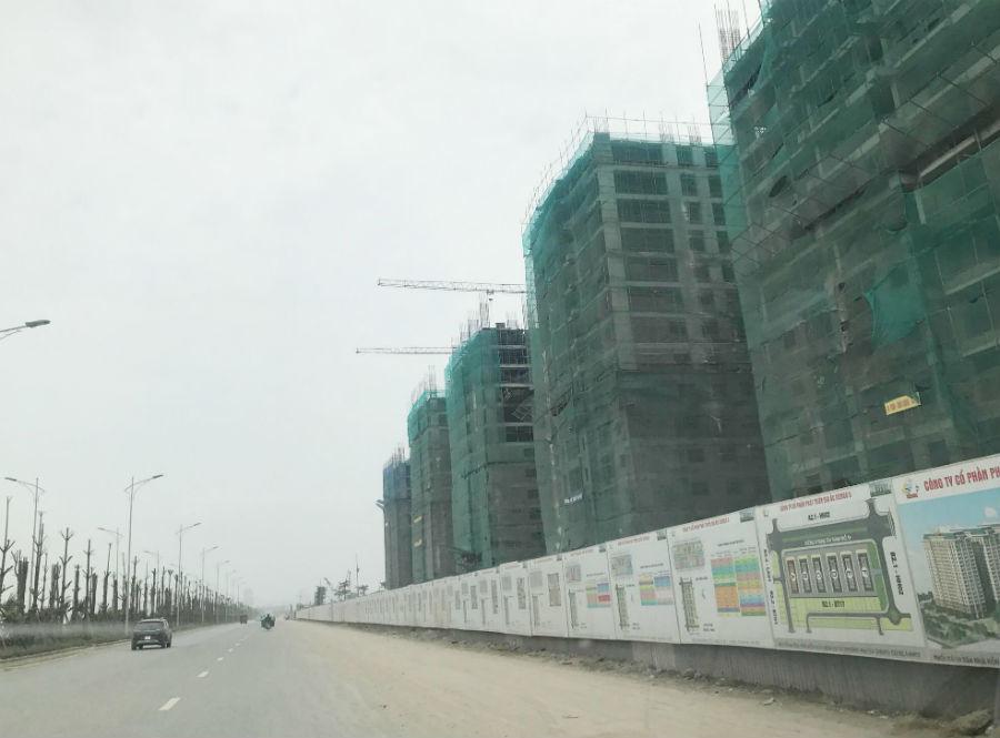 Giá tăng theo hạ tầng: Đất Thanh Hà mỗi tuần lên trăm triệu