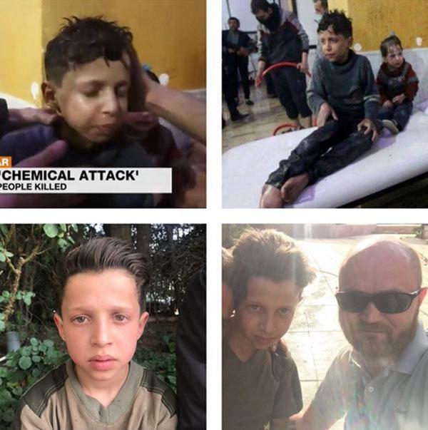 Syria,tin Syria hôm nay,tình hình Syria,tin Syria,tấn công vũ khí hóa học,vũ khí hóa học,nhân chứng sống
