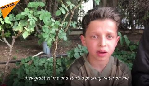 Lời kể sốc của nhân chứng sống vụ tấn công hóa học ở Syria