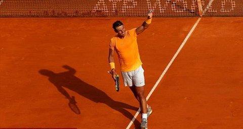 Rafael Nadal 2-0 Dominic Thiem