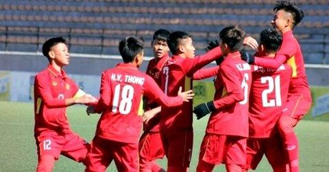 U19 Việt Nam 1-1 U19 Maroc