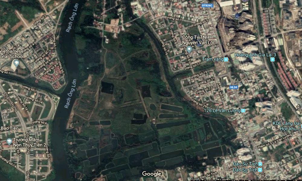 Bí thư TP.HCM chỉ đạo kiểm tra chuyển nhượng đất cho Quốc Cường Gia Lai