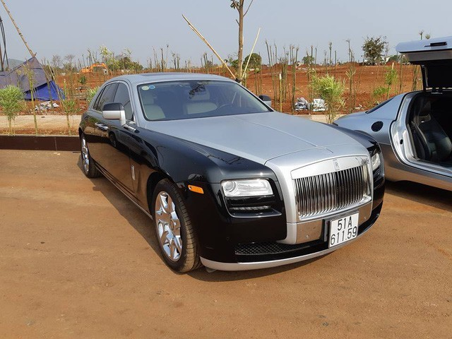 Rolls-Royce Ghost Series I.