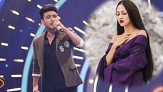 Ca sỹ tranh tài: Hồ Quang Hiếu không thuộc lời bài hát của Bảo Anh