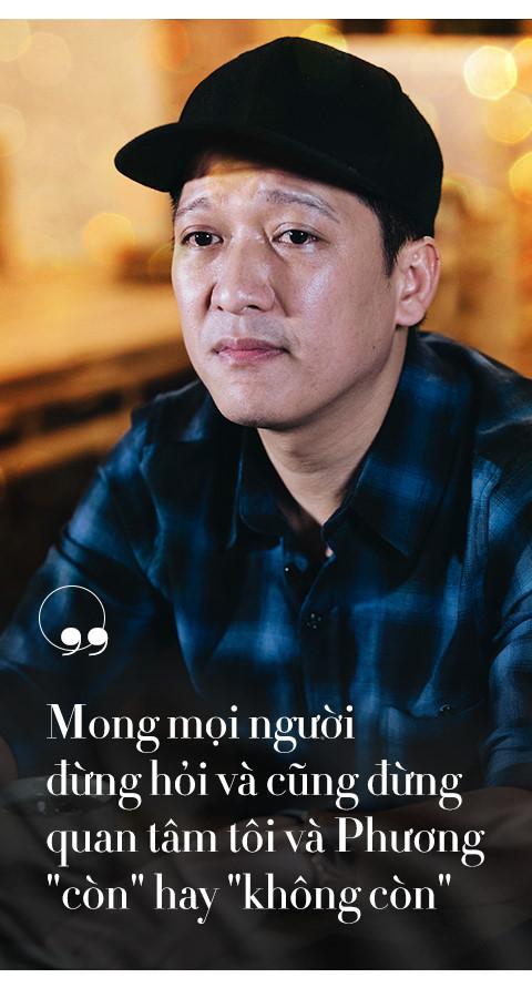 Trường Giang: 'Không dám mong sự tha thứ của Nhã Phương sau lỗi lầm'