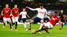 MU vs Tottenham: Canh bạc tất tay của Mourinho