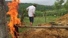 Nước giếng bốc cháy: Doanh nghiệp bất ngờ nhận trách nhiệm