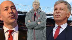 Wenger bị ông chủ của Arsenal ép phải