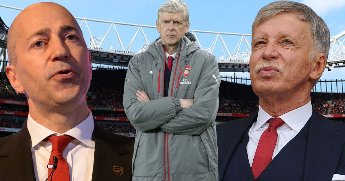 Wenger bị ông chủ của Arsenal ép phải 'nghỉ hưu non'