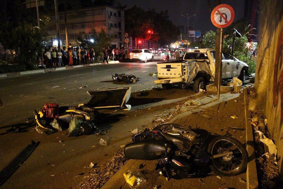 tai nạn,sài gòn,tai nạn giao thông