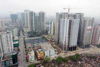 Thủ tướng: Không xây thêm chung cư cao tầng ở trung tâm Hà Nội, TP HCM