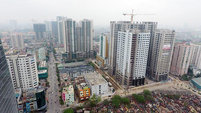 chung cư cao tầng,quy hoạch,khu trung tâm,ùn tắc giao thông,Thủ tướng