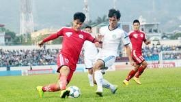 Mạc Hồng Quân ghi bàn, Than Quảng Ninh nhấn chìm Nam Định