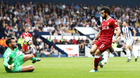 Salah ghi bàn, Liverpool vẫn đánh rơi chiến thắng