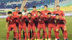 Trực tiếp U19 Việt Nam vs U19 Hàn Quốc: Không ngán chủ nhà