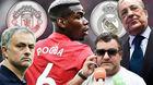 MU bán Pogba 140 triệu bảng, Neymar từ chối trở lại PSG