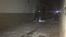 Cháy xưởng sản xuất đồ nhựa sát nhà dân ở Sài Gòn