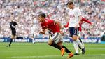 MU 1-1 Tottenham: Dier sút trúng cột dọc (H2)