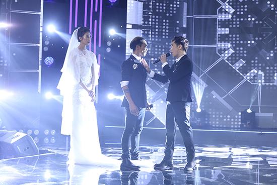 Văn Mai Hương,Hồng Nhung,Huy Tuấn,Cát Tường,Trời sinh một cặp
