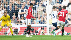 Video bàn thắng MU 2-1 Tottenham