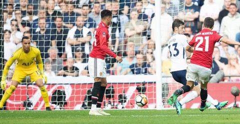 Video MU 2-0 Tottenham