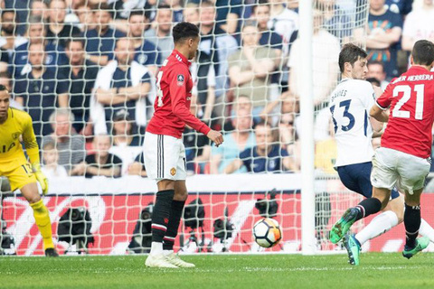 Video MU 2-0 Tottenham