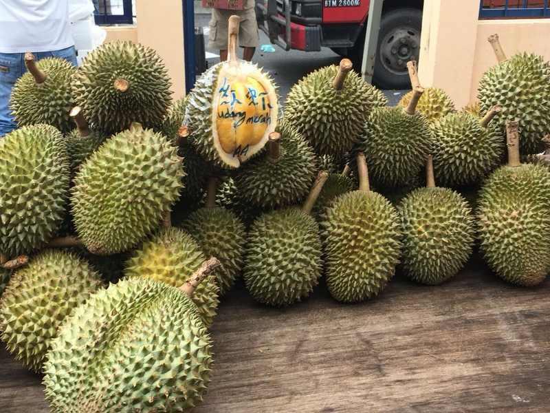 Dân Trung Quốc đặt mua 8 vạn quả sầu riêng Thái Lan trong 60 giây