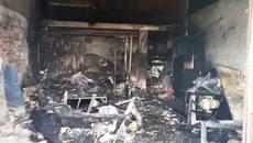 3 mẹ con chết cháy trong cửa hàng điện lạnh