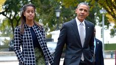 Nhà Obama viết thư xin lỗi bạn trai của con gái