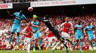 Trực tiếp Arsenal vs West Ham: Thắng làm quà tri ân Wenger