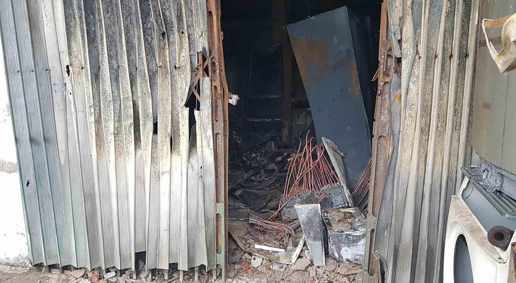 hỏa hoạn,cháy nổ,cháy nhà,Nam Định